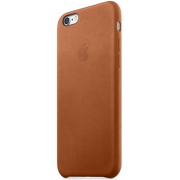 Apple iPhone 6s Plus Leather Case MKXC2ZM/A Sedlově hnědá