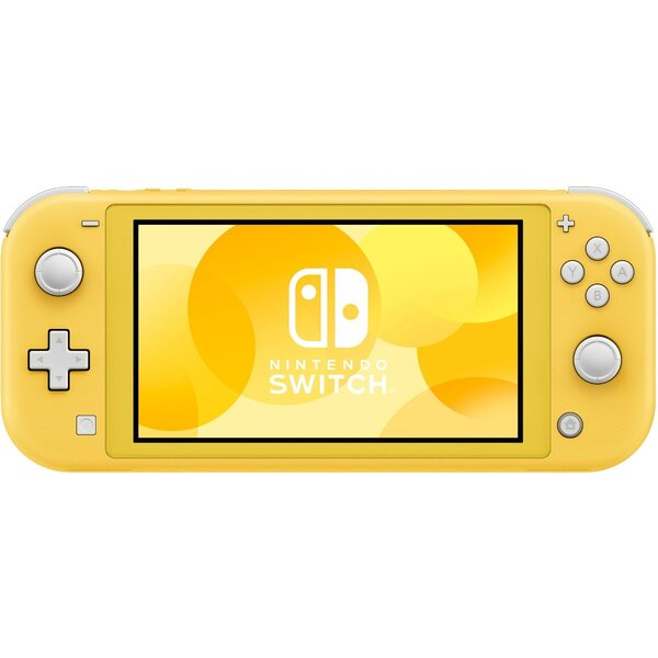 Nintendo Switch Lite konzole žlutá