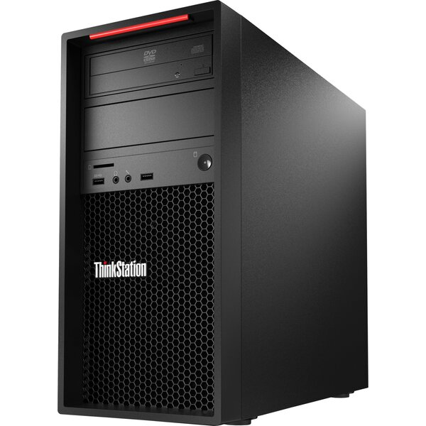 Lenovo ThinkStation P520c TWR černý