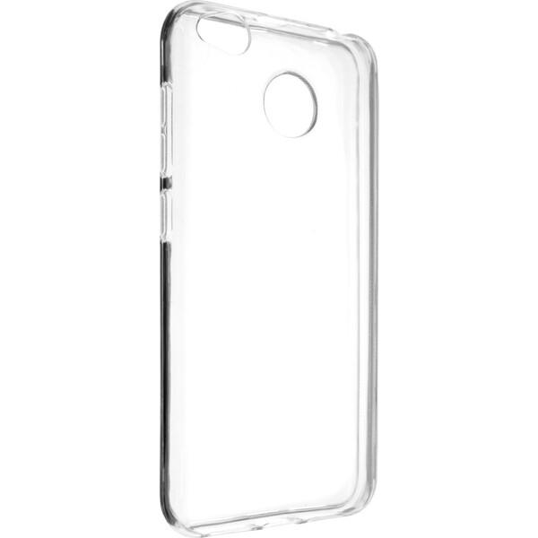 Pouzdro FIXED TPU gelové Xiaomi Redmi 4X Global čiré Čirá