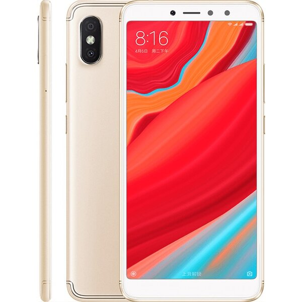 Xiaomi Redmi S2 3GB/32GB Global Zlatá