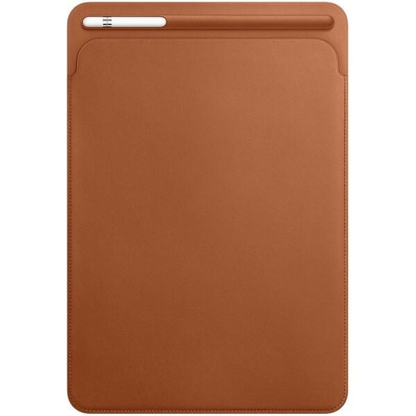 Apple Leather Sleeve MPU12ZM/A Sedlově hnědá