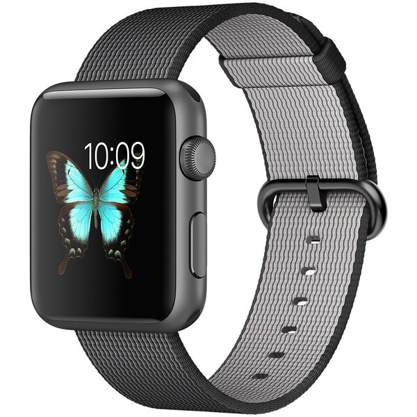 Apple Watch Sport 42mm Vesmírně šedá