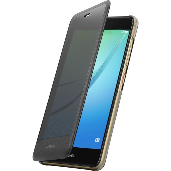 Pouzdro Huawei Smart Cover Nova Deep šedé Šedá