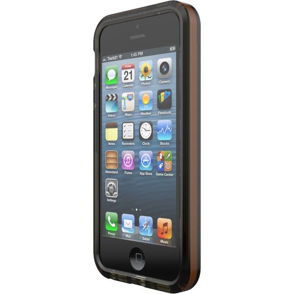 Tech21 Impact Shell ochranný kryt Apple iPhone SE / 5S šedý