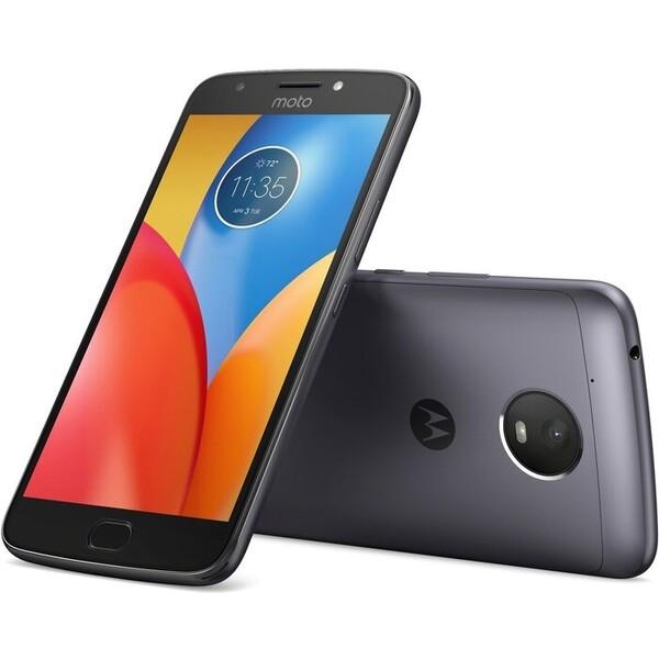 Motorola Moto E Dual Šedá