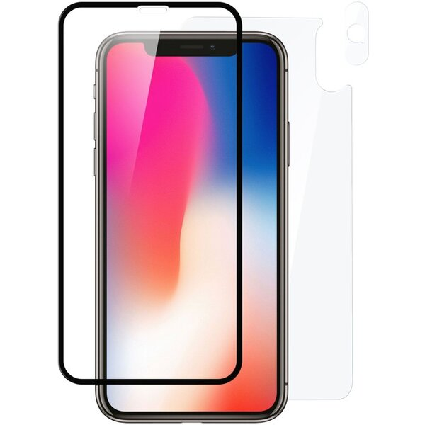 FIXED Apple iPhone X XS FIXG3DD-230 Vesmírně šedá