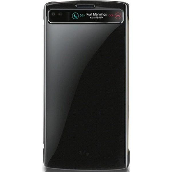 LG CFV-140 flip pouzdro QuickCircle LG V10 černé