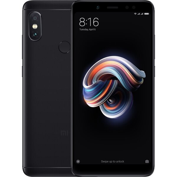 Xiaomi Redmi Note 5 3/32GB Global Černá