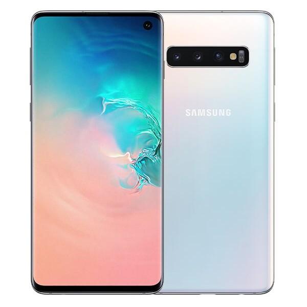 Samsung Galaxy S10+ Bílá