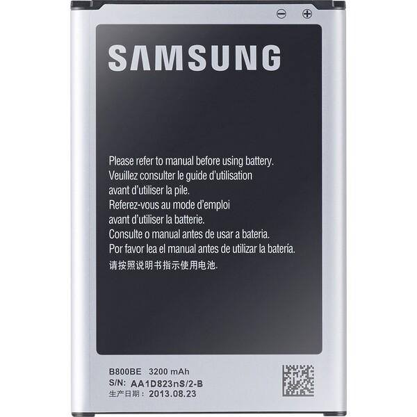 Samsung EB-B800BE baterie pro Galaxy Note 3 3200mAh (eko-balení)