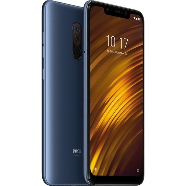 Xiaomi Pocophone F1 6GB/128GB Modrá