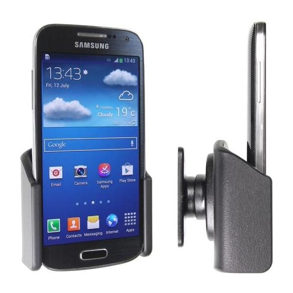 Brodit držák do auta na Samsung Galaxy S4 Mini bez pouzdra, bez nabíjení 511544 Černá