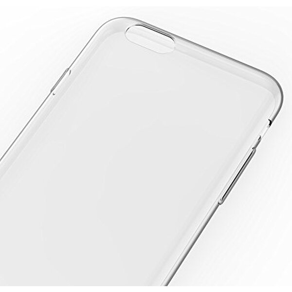 Smarty ultratenké TPU pouzdro 0,3mm Nokia Lumia 6 čiré