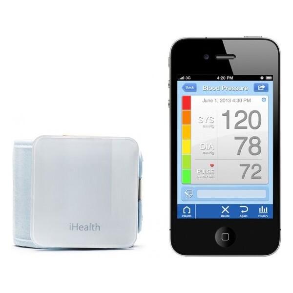 iHealth BP7 Bluetooth měřič krevního tlaku na zápěstí
