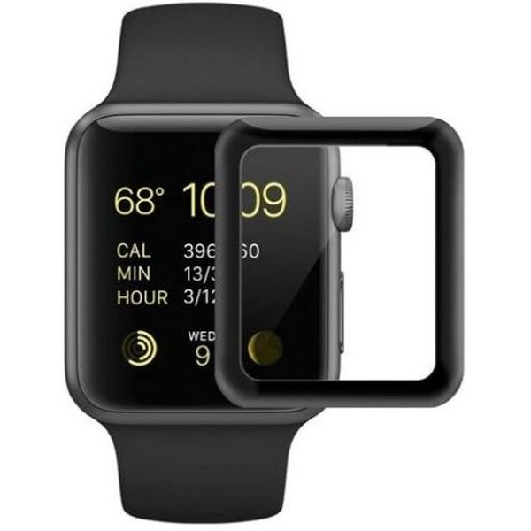 COTEetCI 4D tvrzené sklo Apple Watch 2/3 (38mm)