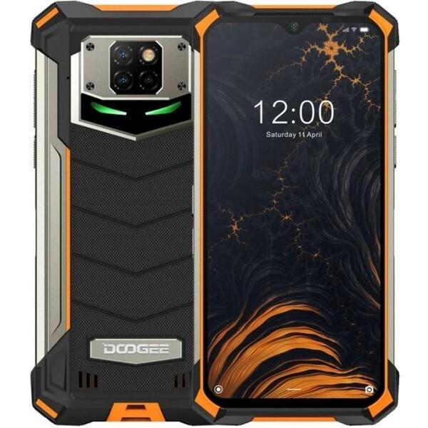 Doogee S88 PRO 6GB+128GB Dual SIM oranžový