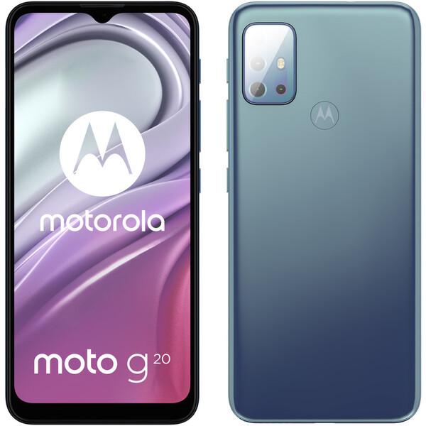 Motorola Moto G20 4GB+64GB NFC Breeze Blue