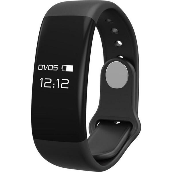 CUBE1 Smart band H30 fitness náramek černý