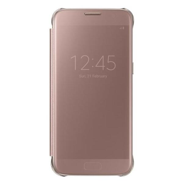 Pouzdro Samsung EF-ZG935CZ Růžová