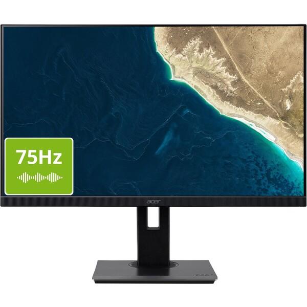 "Acer B247Ybmiprzx monitor 24"" černý"