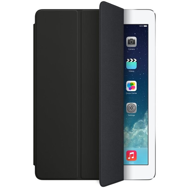 APPLE Smart Cover iPad Air Black MGTM2ZM/A Černá