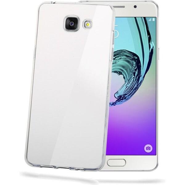 CELLY Gelskin pouzdro Samsung Galaxy A5 2016 čiré