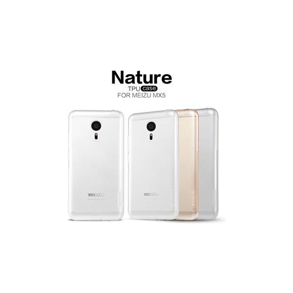 Nillkin Nature TPU pouzdro Meizu MX5 čiré
