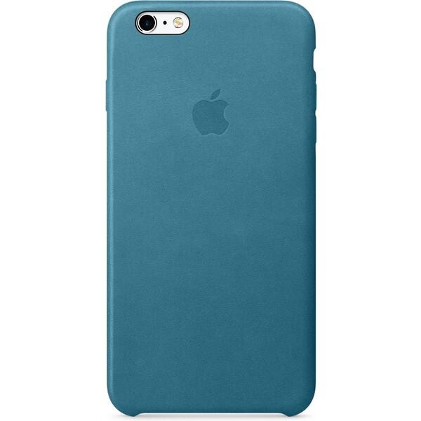 Apple iPhone 6s Plus Leather Case zadní kryt námořně modrý