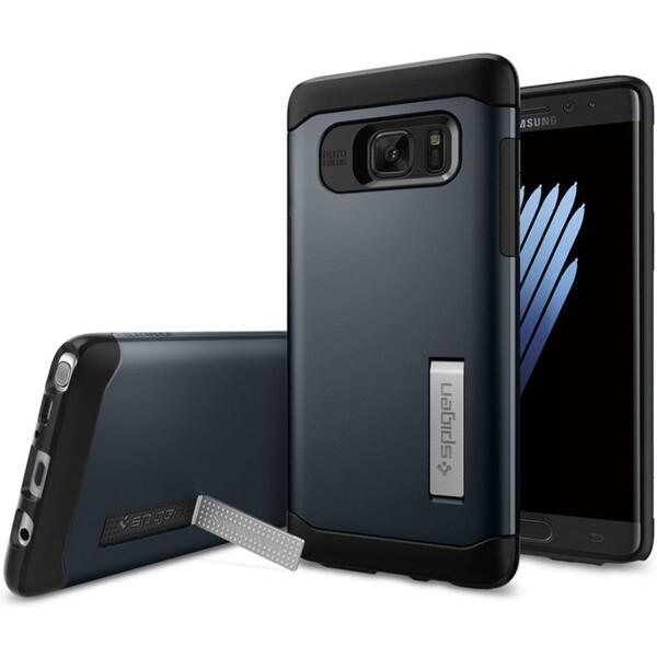 Spigen Slim Armor odolný kryt Samsung Galaxy Note 7 černý