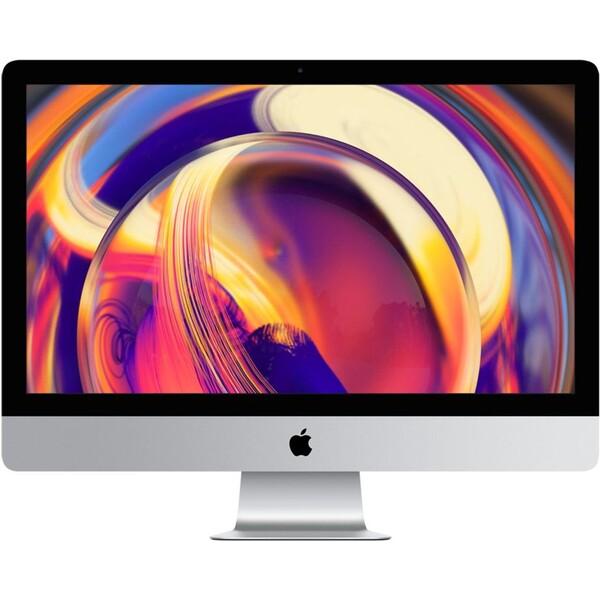 """Apple iMac 27"""" Retina 5K 3,1GHz / 8GB / 1TB Fusion Drive / Radeon Pro 575X 4 GB / stříbrný (2019)"""