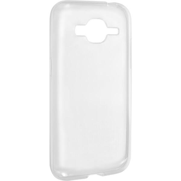 FIXED TPU pouzdro Samsung Galaxy Core Prime čiré