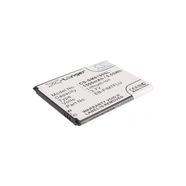 CameronSino baterie pro Samsung Galaxy S III mini 1500mAh