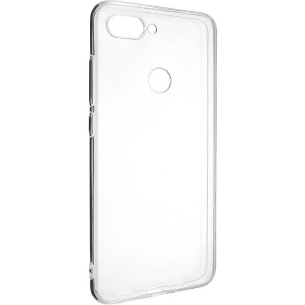 FIXED TPU pouzdro Xiaomi Mi 8 Lite čiré
