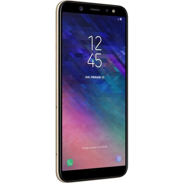 Samsung Galaxy A6 A600 Zlatá