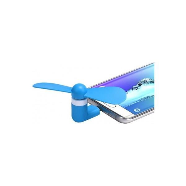 iPhone větráček Modrá