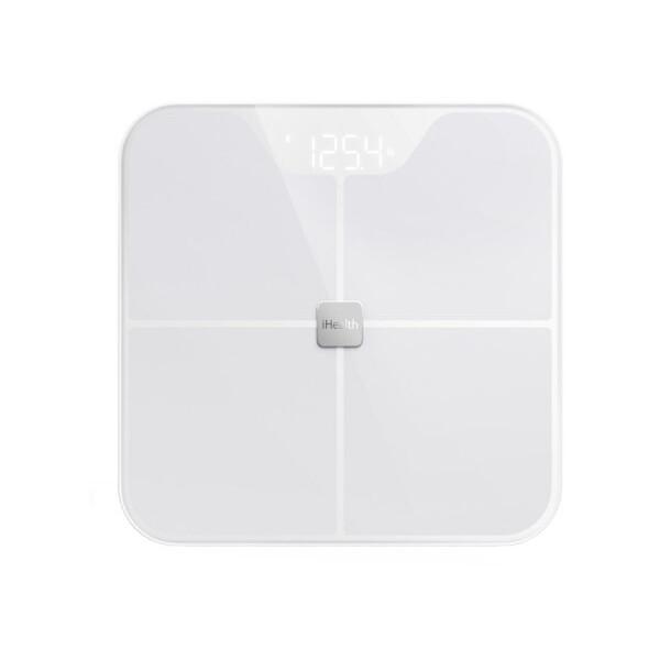 iHealth FIT HS2S chytrá váha bílá
