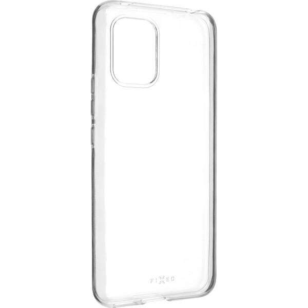 FIXED Skin ultratenké TPU pouzdro 0,6 mm Xiaomi Mi 10 Lite čiré