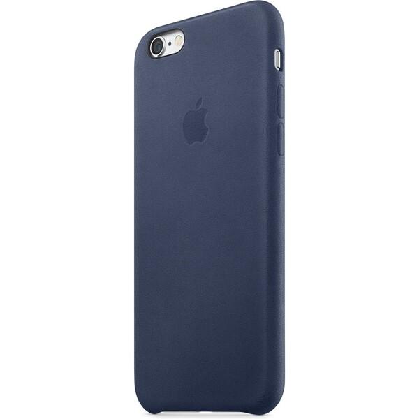 Apple iPhone 6s Leather Case MKXU2ZM/A Půlnočně modrá