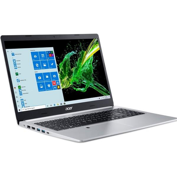 Acer Aspire 5 (A515-55G-55K4), stříbrná