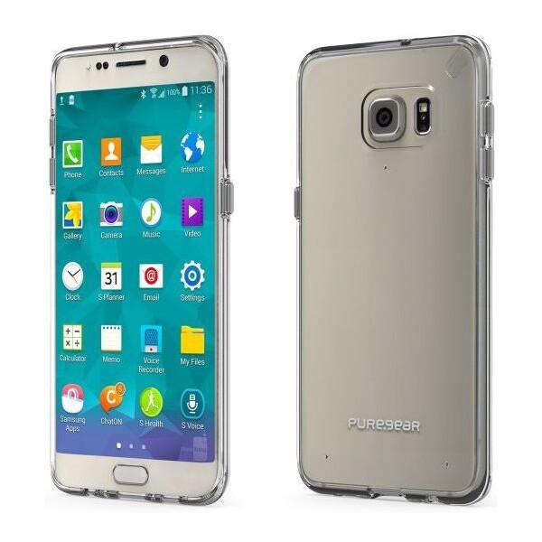 PureGear Slim Shell kryt Samsung Galaxy S6 edge+ čirý