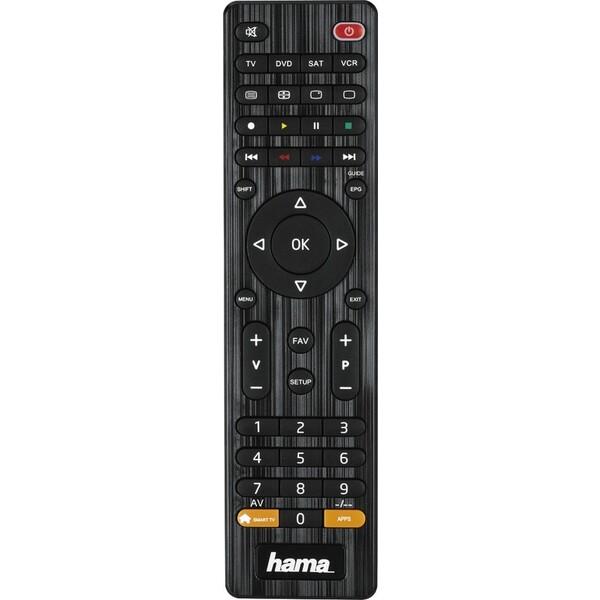 Dálkový ovladač Hama 12306 Černá