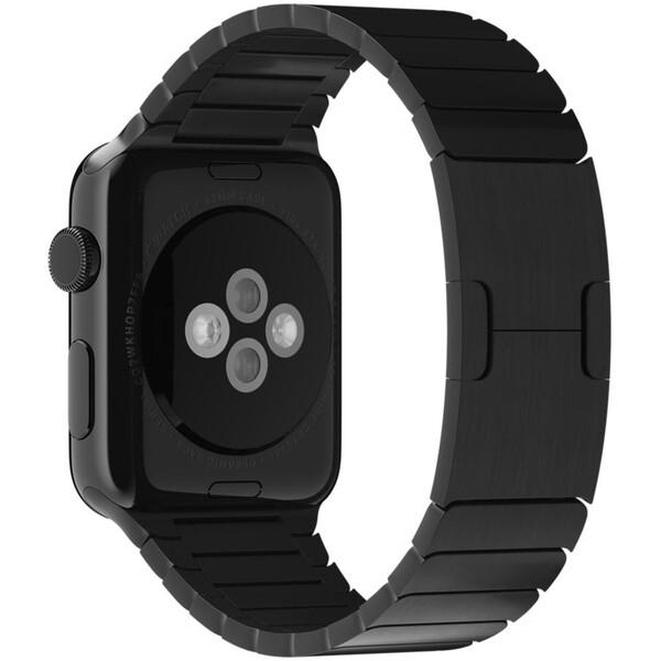 Apple Watch řemínek článkový tah 42mm vesmírně černý