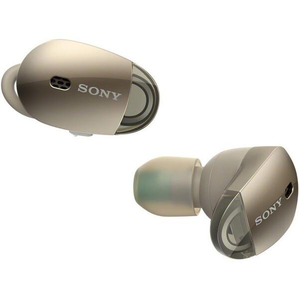 Sony WF-1000X zlatá
