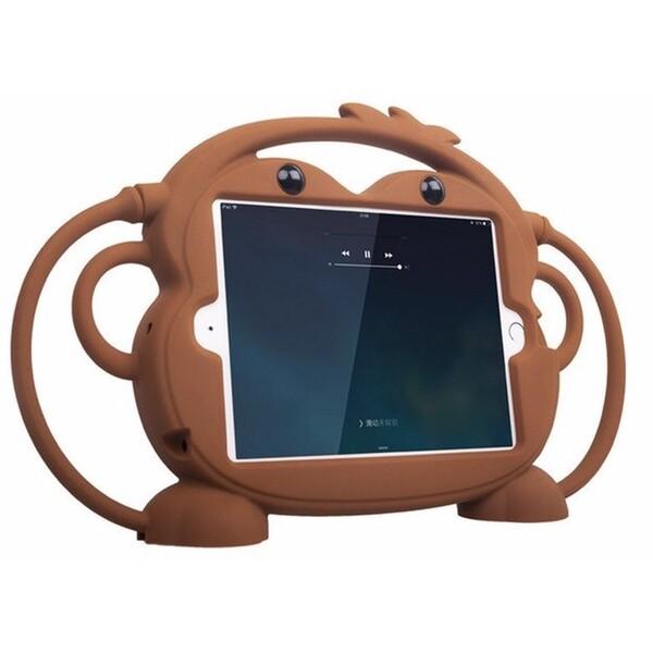 Cartoon Monkey ochranné pouzdro Apple iPad Mini 1/2/3/4 /mini 2019 hnědé