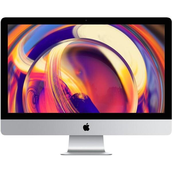 """Apple iMac 27"""" Retina 5K 3,7GHz / 8GB / 2TB Fusion Drive / Radeon Pro 580X 8 GB / stříbrný (2019)"""