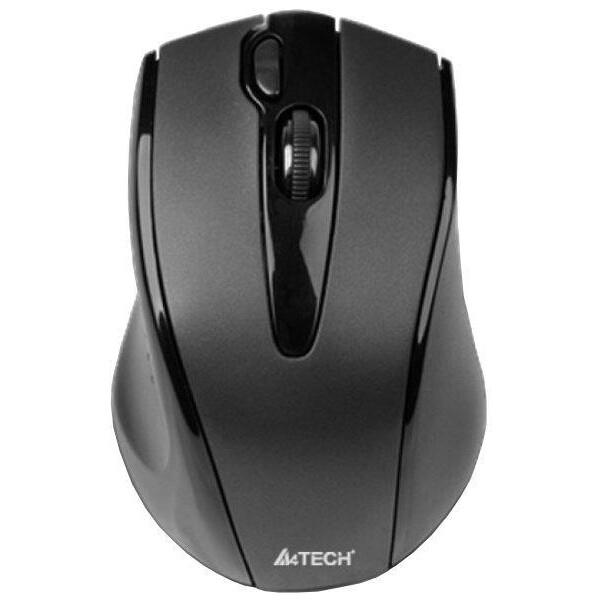 A4Tech G9-500F-1 bezdrátová myš černá