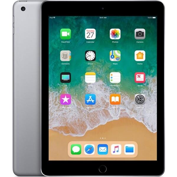 Apple iPad 9.7 (2018) Wi-Fi 128GB Space Grey MR7J2FD/A Vesmírně šedá
