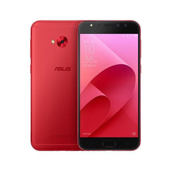 Asus ZenFone 4 Selfie Pro ZD552KL Dual SIM červený Červená