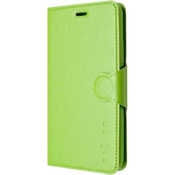 FIXED flip pouzdro Lenovo A536 zelené